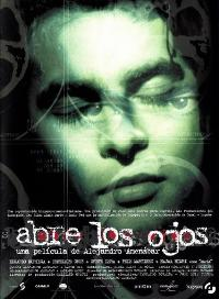 Open Your Eyes (Abre los ojos) - 11 x 17 Movie Poster - Spanish Style A