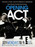 Opening Act (TV) - 11 x 17 TV Poster - Style A