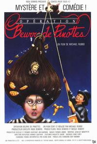 Operation Beurrede Pinottes - 11 x 17 Movie Poster - Style A