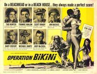 Operation Bikini - 11 x 14 Movie Poster - Style A