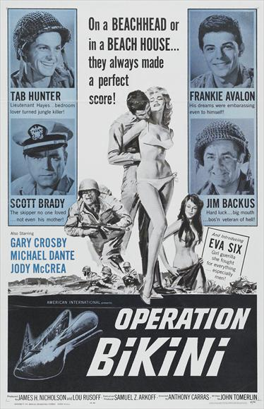 Operation Bikini Movie Posters From Movie Poster Shop