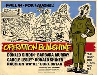 Operation Bullshine - 22 x 28 Movie Poster - Half Sheet Style A