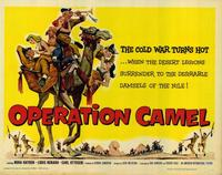 Operation Camel - 22 x 28 Movie Poster - Half Sheet Style A