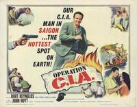Operation C.I.A. - 22 x 28 Movie Poster - Half Sheet Style A