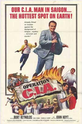 Operation C.I.A. - 27 x 40 Movie Poster - Style A