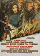 Operation Crossbow - 11 x 17 Movie Poster - French Style A