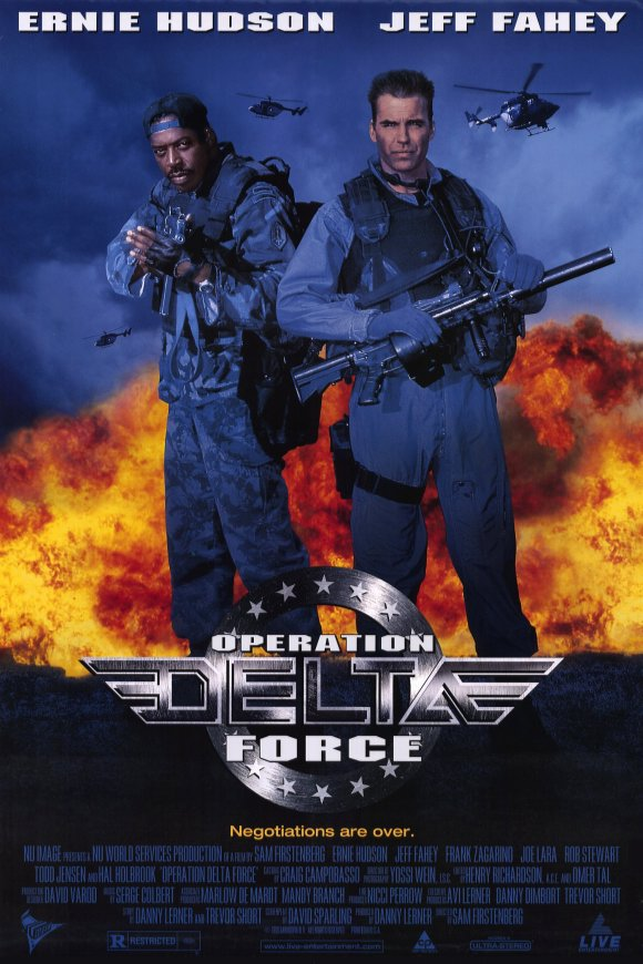 Operation Delta Force Movie Posters From ...
