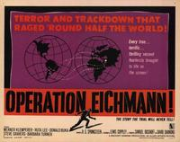 Operation Eichmann - 22 x 28 Movie Poster - Half Sheet Style A