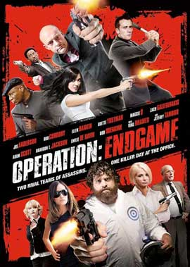 Operation Endgame - 11 x 17 Movie Poster - Style A