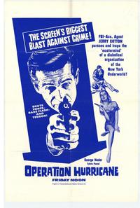 Operation Hurricane - 27 x 40 Movie Poster - Style A