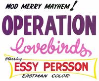 Operation: Lovebirds - 11 x 14 Movie Poster - Style A