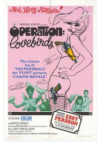 Operation: Lovebirds - 11 x 17 Movie Poster - Style A