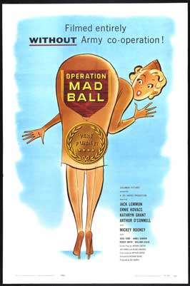 Operation Mad Ball - 27 x 40 Movie Poster - Style A