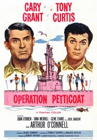 Operation Petticoat - 43 x 62 Movie Poster - Bus Shelter Style A