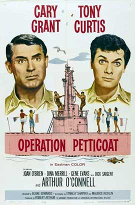 Operation Petticoat - 11 x 17 Movie Poster - Style A