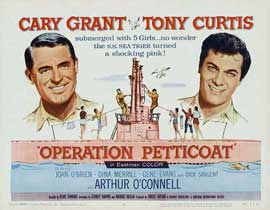 Operation Petticoat - 11 x 14 Movie Poster - Style A