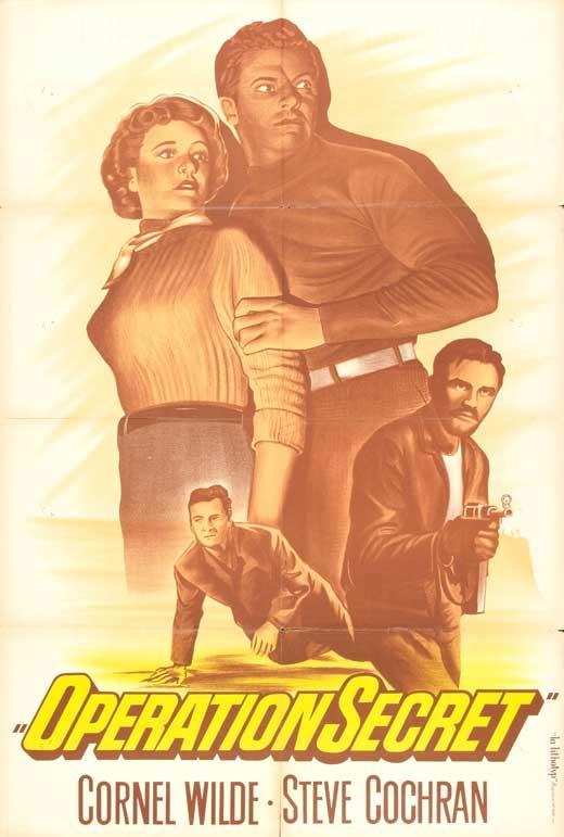 Operation Secret movie