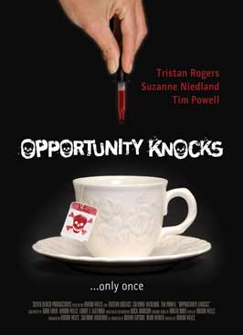Opportunity Knocks - 43 x 62 Movie Poster - Bus Shelter Style A