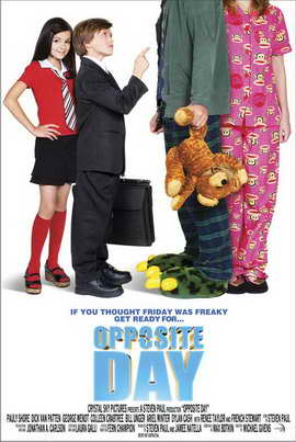 Opposite Day - 11 x 17 Movie Poster - Style A