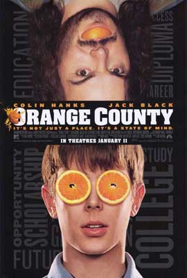 Orange County - 11 x 17 Movie Poster - Style A