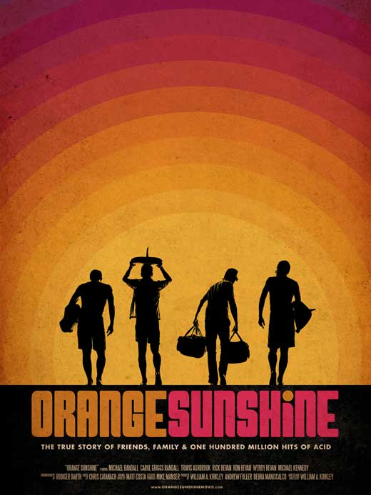 Orange Sunshine Movie Posters From Movie Poster Shop