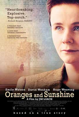 Oranges and Sunshine - 11 x 17 Movie Poster - UK Style A