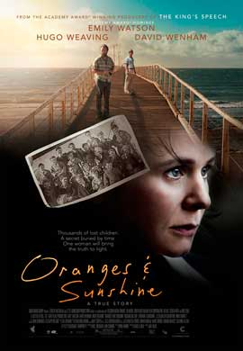 Oranges and Sunshine - 27 x 40 Movie Poster - Style A