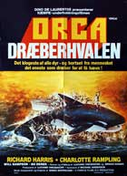 Orca - 11 x 17 Movie Poster - Danish Style A