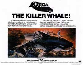 Orca - 11 x 14 Movie Poster - Style A