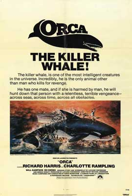 Orca - 27 x 40 Movie Poster - Style A