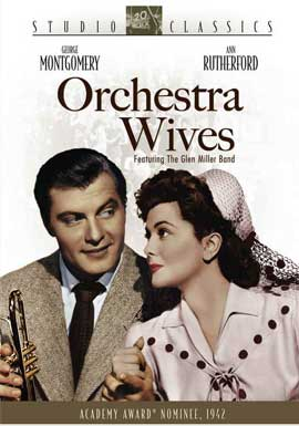 Orchestra Wives - 11 x 17 Movie Poster - Style A