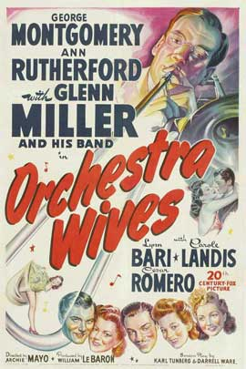 Orchestra Wives - 11 x 17 Movie Poster - Style B
