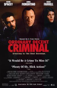 Ordinary Decent Criminal - 11 x 17 Movie Poster - Style A