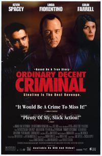 Ordinary Decent Criminal - 27 x 40 Movie Poster - Style A
