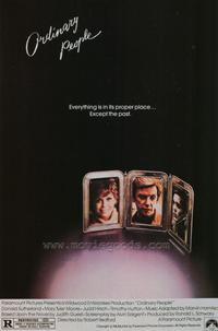 Ordinary People - 43 x 62 Movie Poster - Bus Shelter Style A