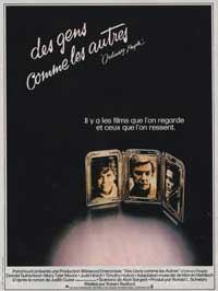 Ordinary People - 11 x 17 Movie Poster - French Style A