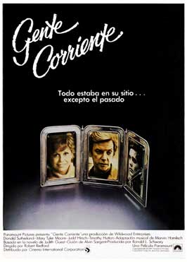 Ordinary People - 27 x 40 Movie Poster - Spanish Style A