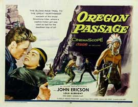 Oregon Passage - 22 x 28 Movie Poster - Half Sheet Style A