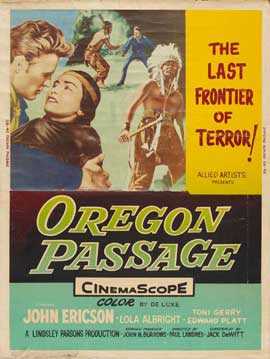 Oregon Passage - 27 x 40 Movie Poster - Style A