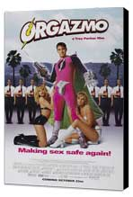 Orgazmo - 27 x 40 Movie Poster - Style B - Museum Wrapped Canvas