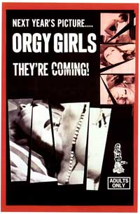 Orgy Girls - 27 x 40 Movie Poster - Style A