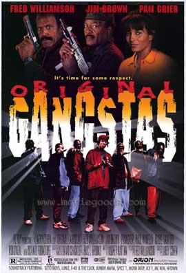 Original Gangstas - 11 x 17 Movie Poster - Style A