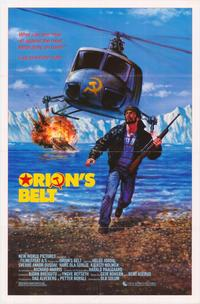 Orion's Belt - 43 x 62 Movie Poster - Bus Shelter Style A