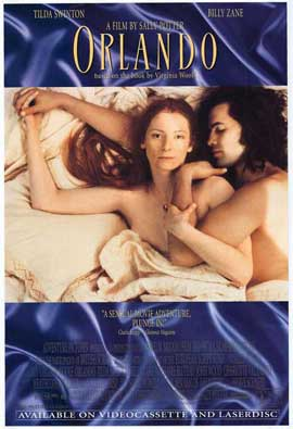 Orlando - 27 x 40 Movie Poster - Style B