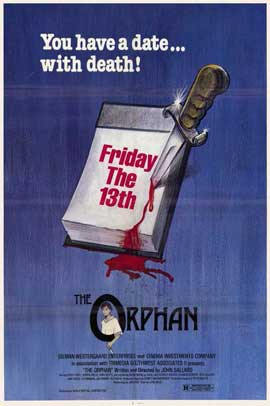 The Orphan - 11 x 17 Movie Poster - Style A