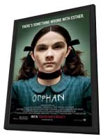 Orphan - 27 x 40 Movie Poster - Style B - in Deluxe Wood Frame