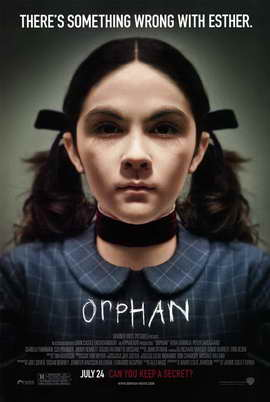 Orphan - 11 x 17 Movie Poster - Style A