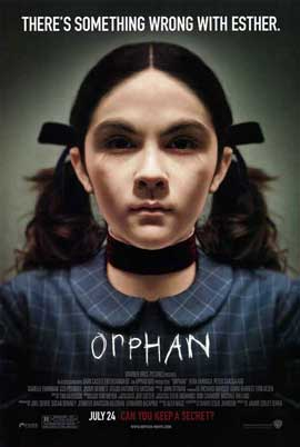 Orphan - 27 x 40 Movie Poster - Style A