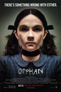 Orphan - 43 x 62 Movie Poster - Bus Shelter Style A