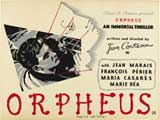 Orphee - 30 x 40 Movie Poster UK - Style A